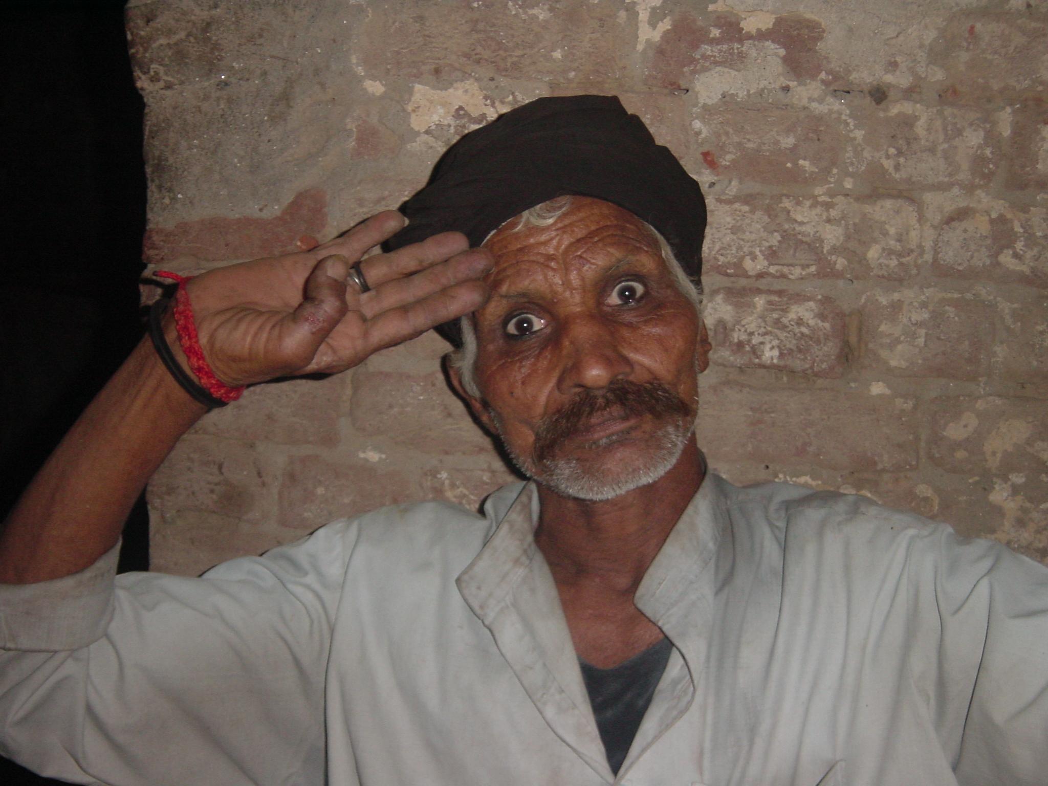 تلونڈی موسیٰ خان کا ایک کردار ،صاحب موچی
